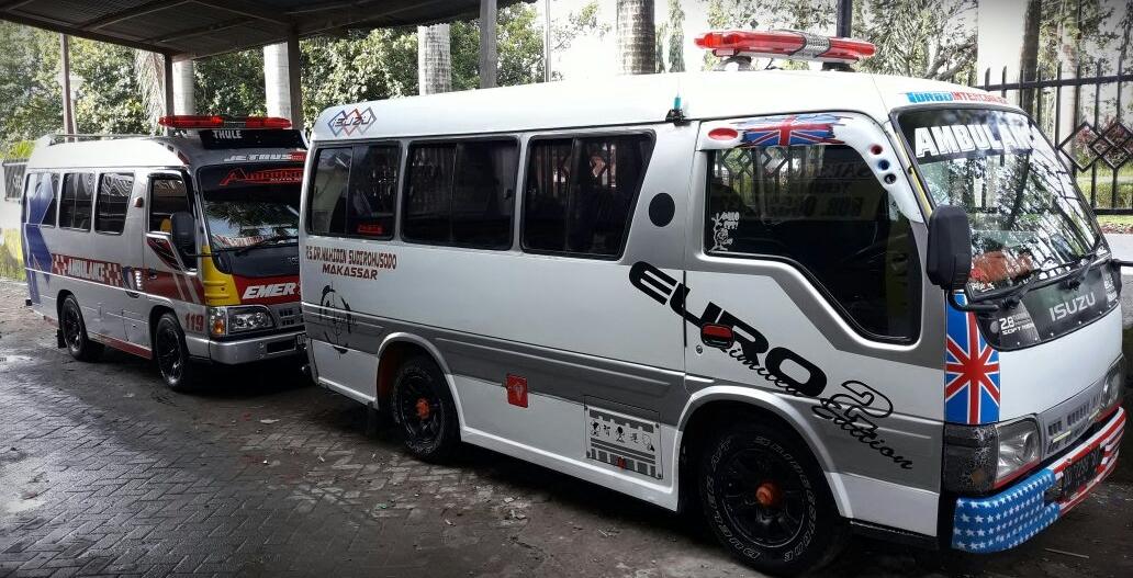ambulance daya